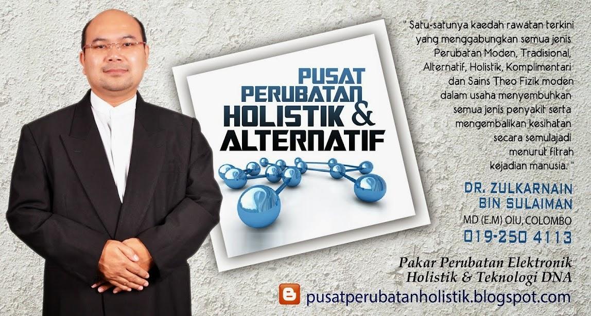 PUSAT PERUBATAN HOLISTIK DAN ALTERNATIF