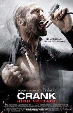 Crank: High Voltage (2009) BluRay 720p Full Movies + Subtitle Indonesia