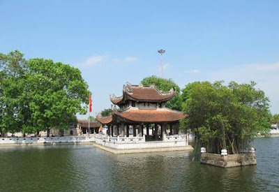 cho thuê xe tai Bac Ninh- Đền Đô