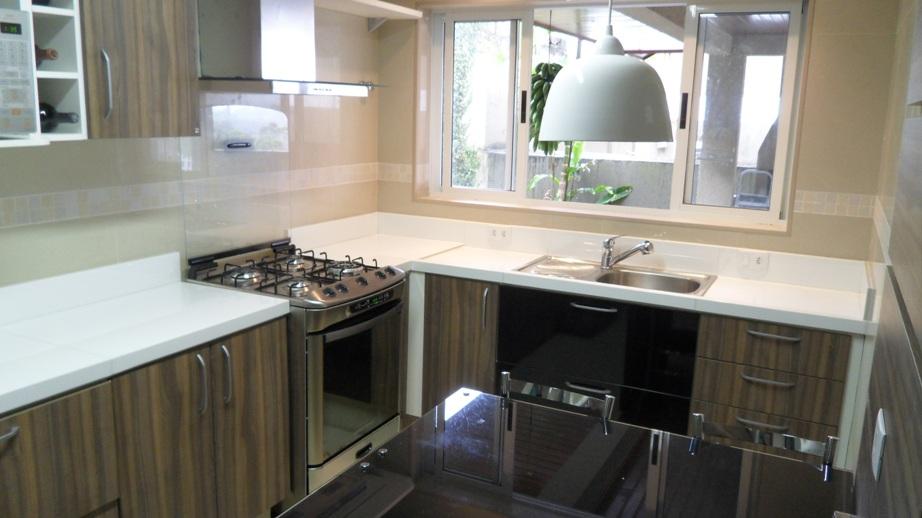 Diário da minha obra Porcelanato na bancada da cozinha # Bancada De Cozinha De Porcelanato