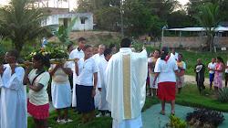Santa Missão em Santa Mônica