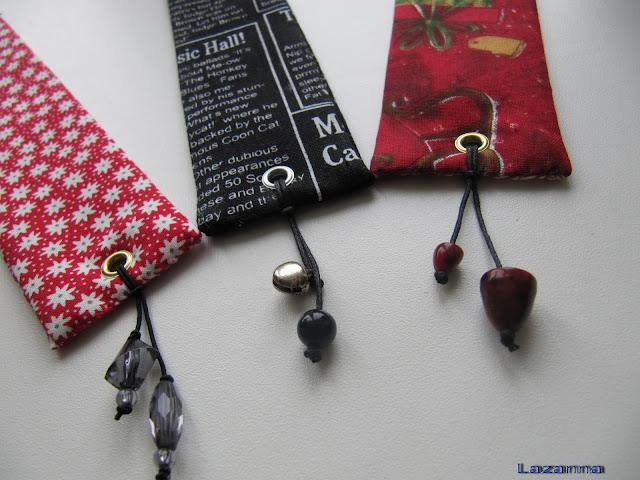 Как украсить закладку своими руками