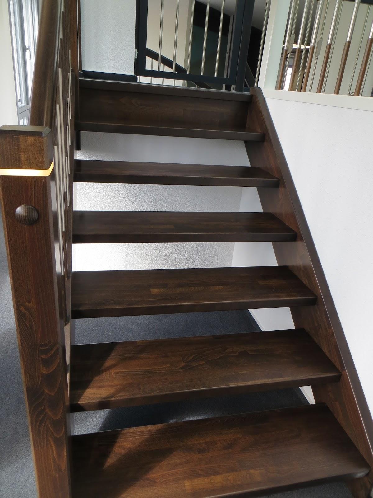 Fingerhaus vio treppe  Vio421 - Wir bauen ein Fingerhaus: Bemusterung