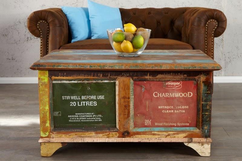 nabytok z masivneho dreva reaction, stolik z dreva, dizajnovy nabytok