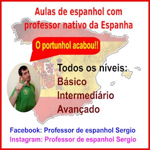 Professor de espanhol particular