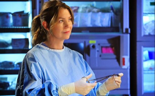 Grey's Anatomy - Season 11 - Meredith and Derek Spoiler