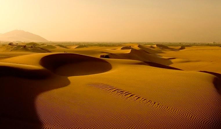 Desierto de Ica, Perú