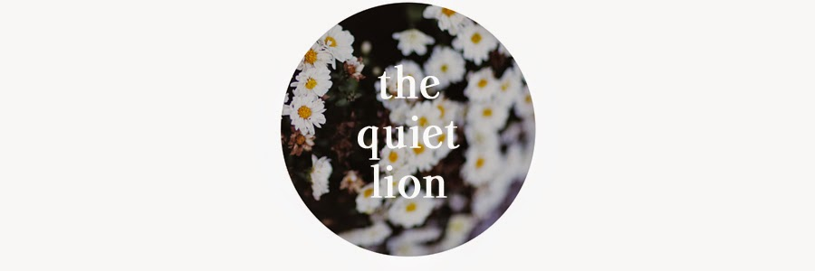 the quiet lion