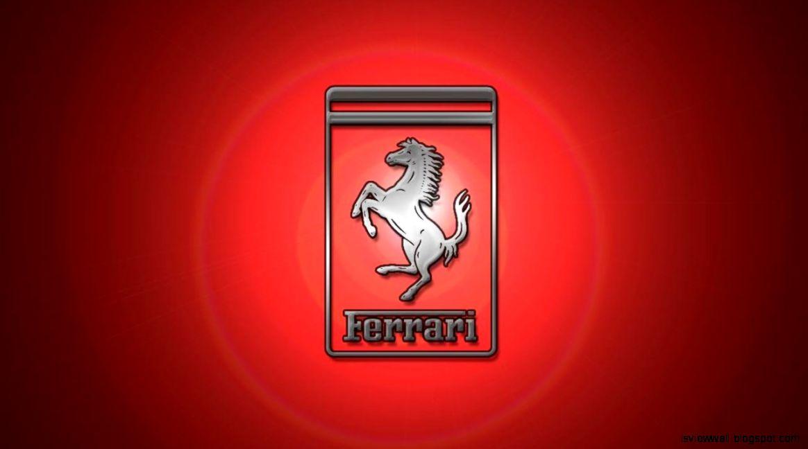 ferrari scuderia logo wallpaper view wallpapers