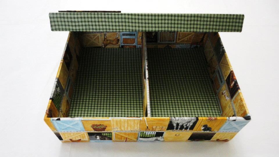 Oficina de caixas caixa de fotografias for Oficina de caixa