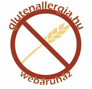Gluténallergiások webáruháza