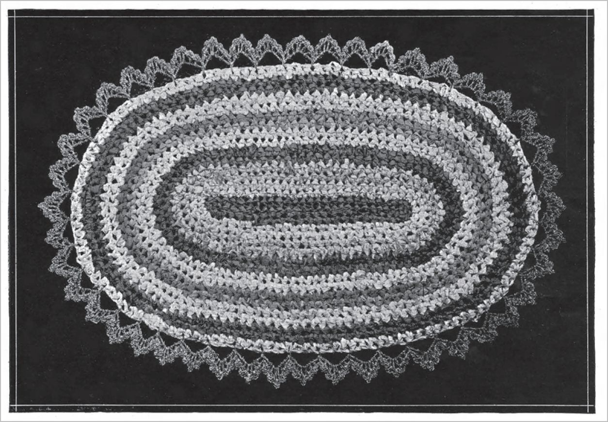 Free Crochet Rug Patterns - Yahoo! Voices - voices.yahoo.com