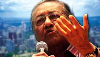 Malaysia negara pariah-Tun M