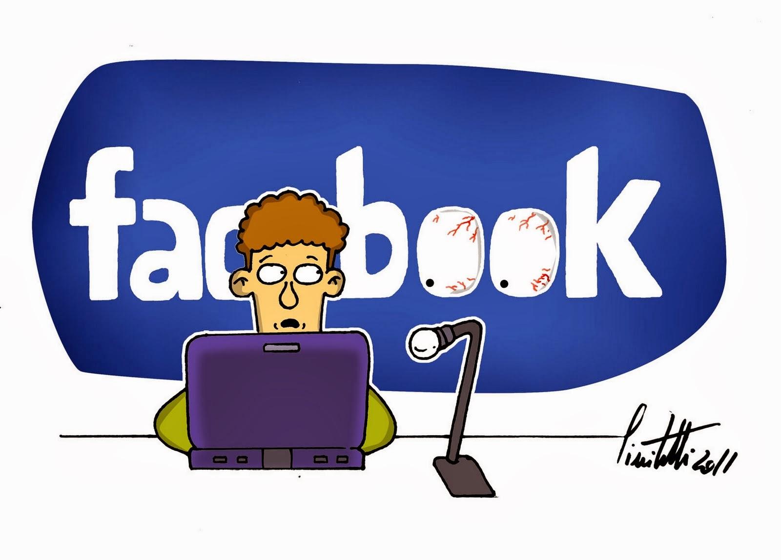 Психічно хворі наркомани модерують Фейсбук