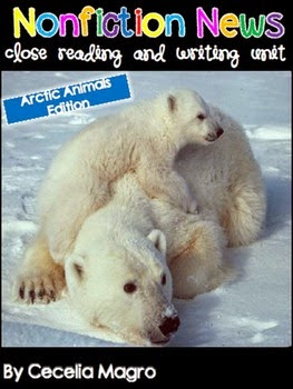 https://www.teacherspayteachers.com/Product/Non-Fiction-News-Common-Core-Close-Reading-Writing-K-2-Arctic-Animal-Edition-1067980