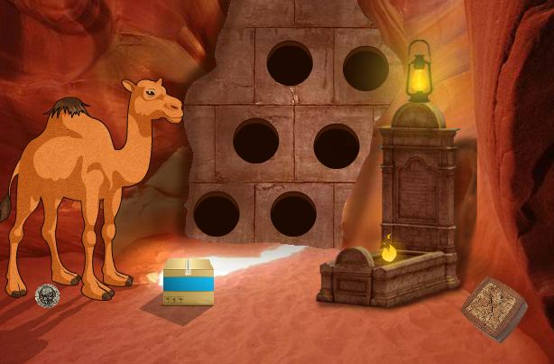 Play Games2Jolly Camel Cave Escape