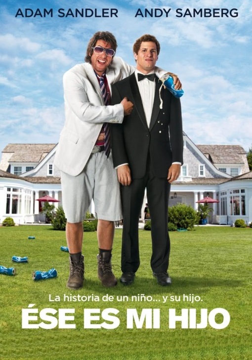 Ese es mi hijo (2012)