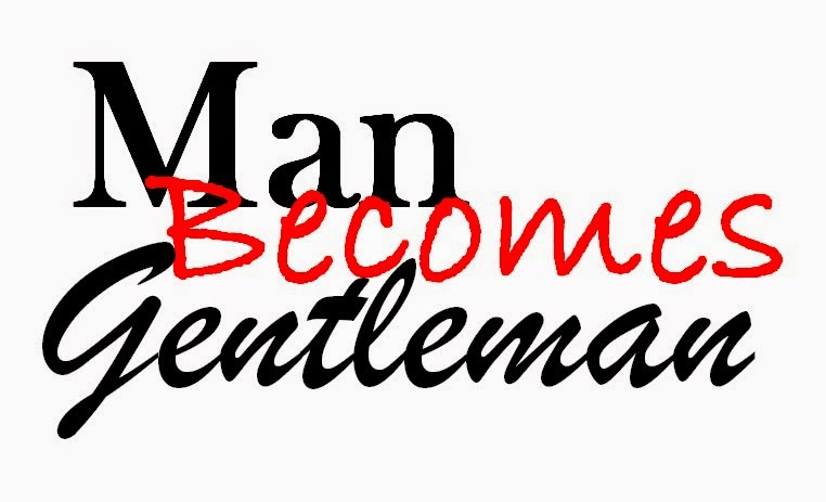 Man Becomes Gentleman