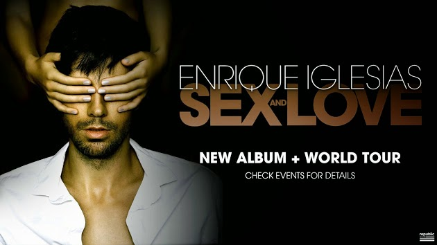 Enrique Iglesias Record For Longest Run On Billboard's Hot Latin Songs Chart