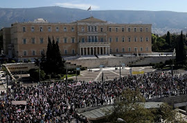 Greve geral contra austeridade paralisa a Grécia