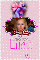 Praying for Lucy