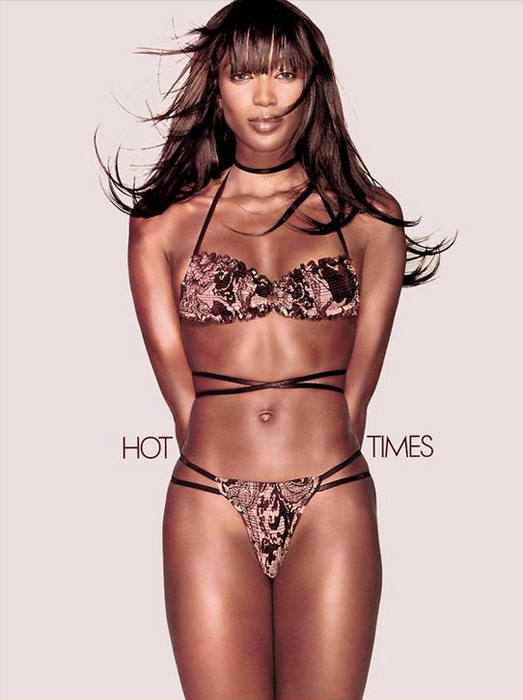 Naomi Campbell,Model