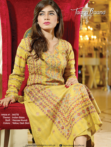Taana Baana Eid/Fall Collection 2014