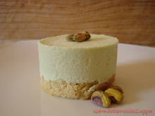 Soufflè glacé al pistacchio