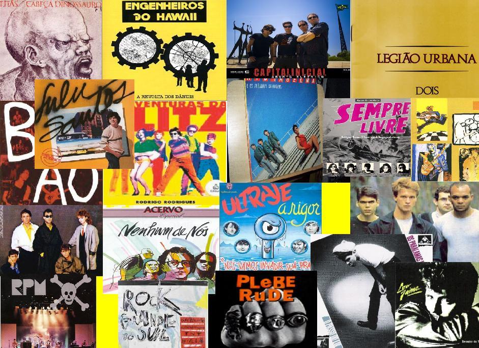 Clash anos 80 s