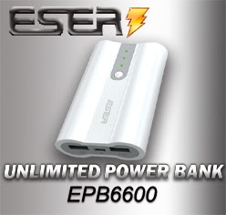 ESER UNLIMITED POWER BANK EPB6600