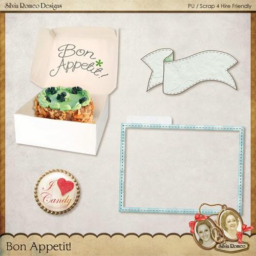 silvia romeo designs silvia s bon appetit an adorable kit