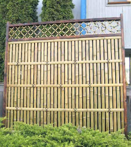 Bamboo Fence Panels3
