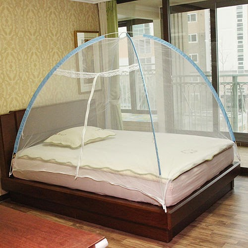 Foldable Mosquito Net For King Size Bed