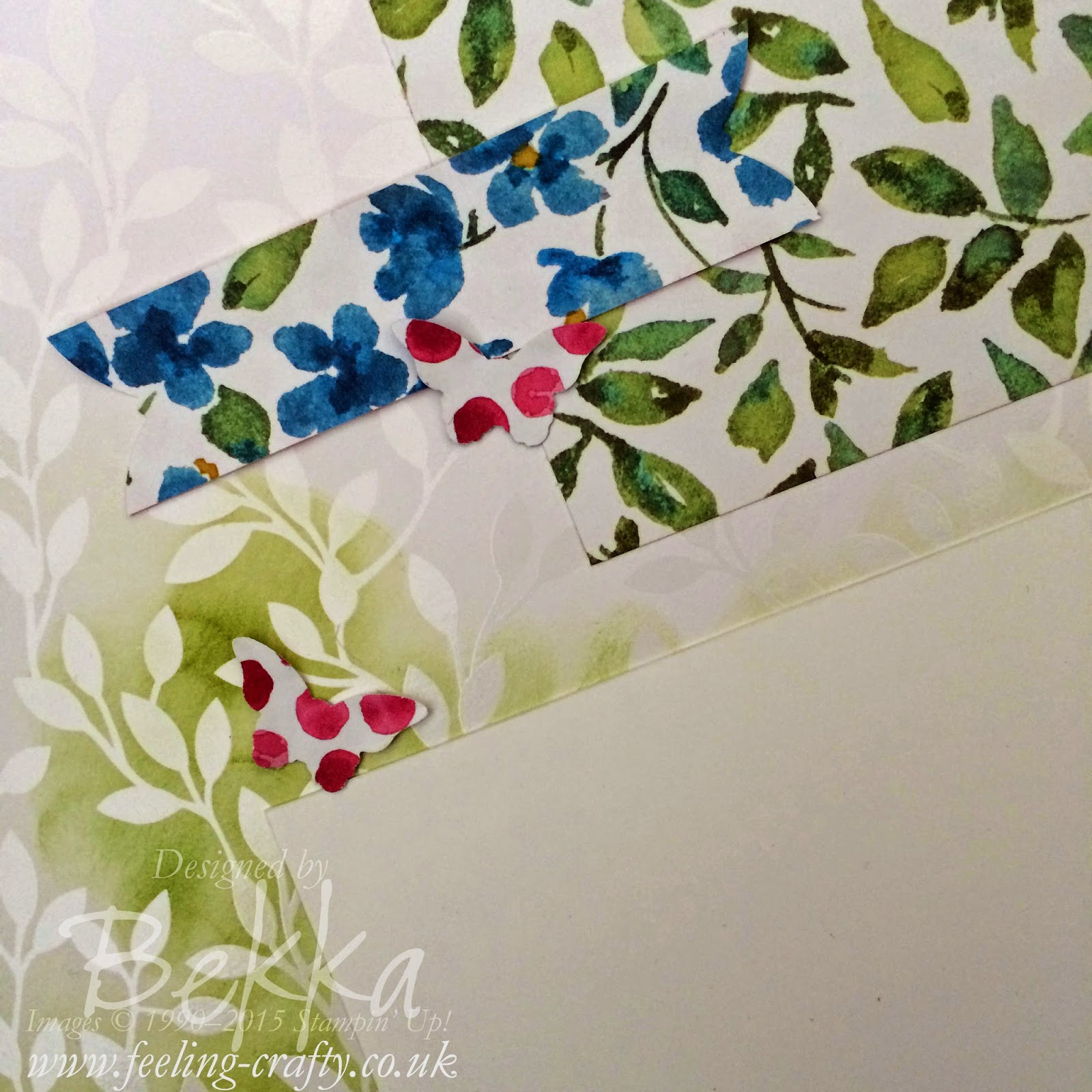 Painted Blooms Irresistibly Yours Scrapbook Start Point - check this blog for lots of great inspiration