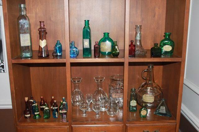 Harry Potter's Potions Class - Homemade potion jars via www.happybirthdayauthor.com