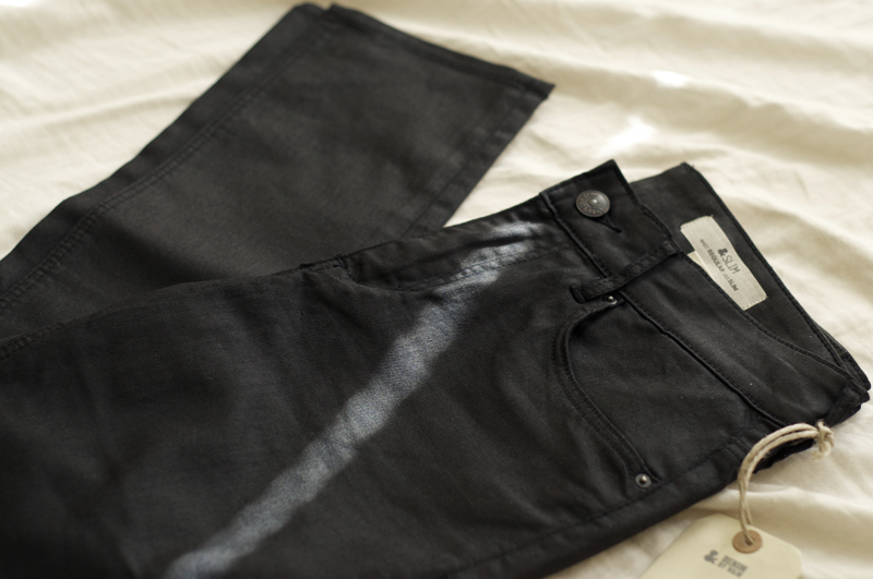 Slim Homme H&m Bottom H&m Super Slim Black