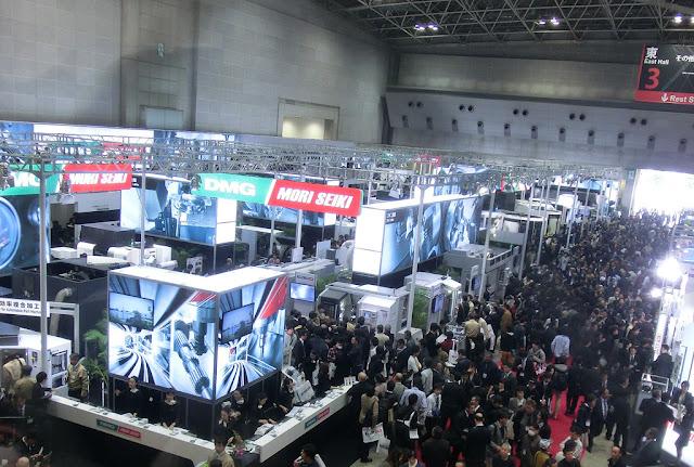 JIMTOF2012 日本国際工作機械見本市|東京ビッグサイト