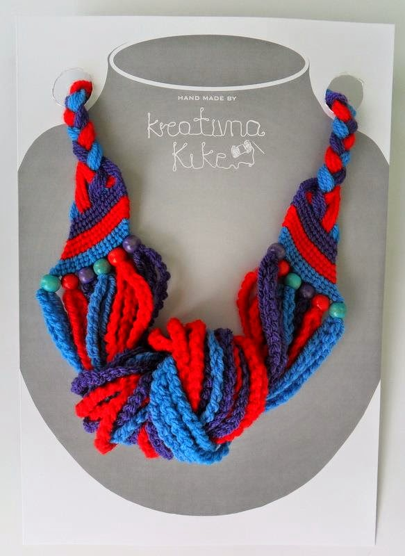 kK ogrlica LANČIĆI :)