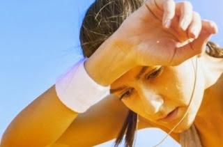 Cara mengatasi Keringat yang Berlebihan