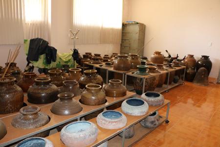 """Gia Lai: Hàng ngàn cổ vật phải """"đắp chiếu"""" vì thiếu chỗ trưng bày"""