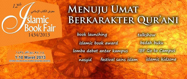 Islamic Book Fair 2013