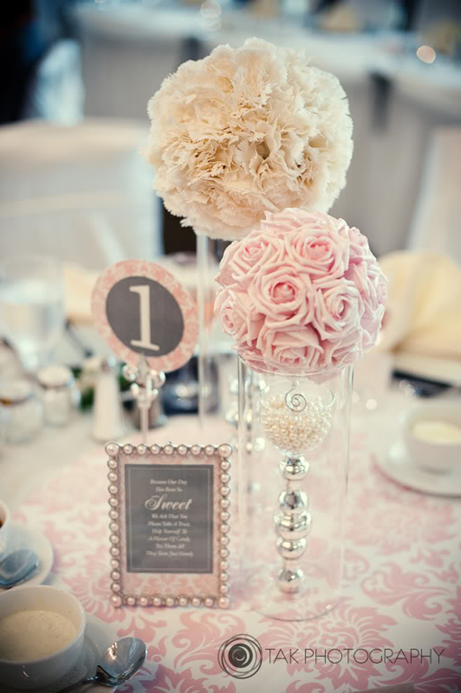 picture perfect ballroom wedding centerpiece ideas modwedding