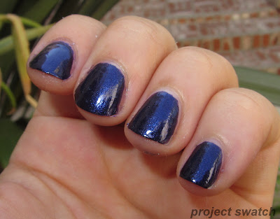 l'oreal the mystic's fortune swatch