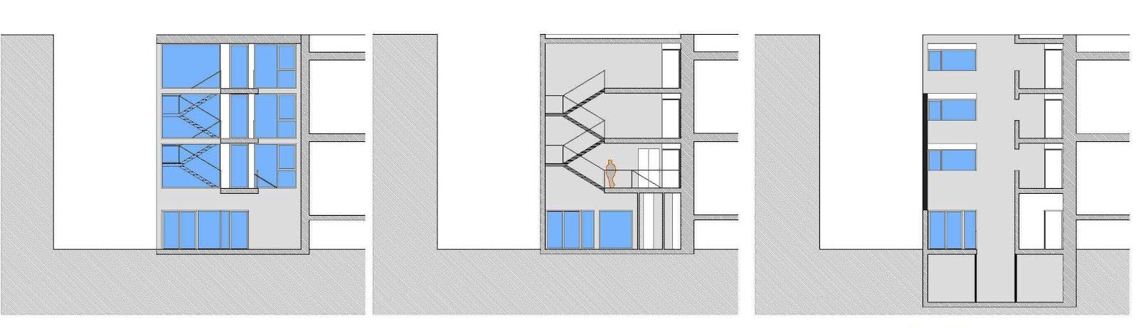 Miguel cayuelas arquitectura residencia de investigadores - Arquitectura tecnica sevilla ...