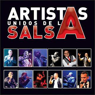 artistas unidos salsa weleloy