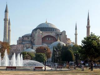 Стамбул Дворец Святой Софьи