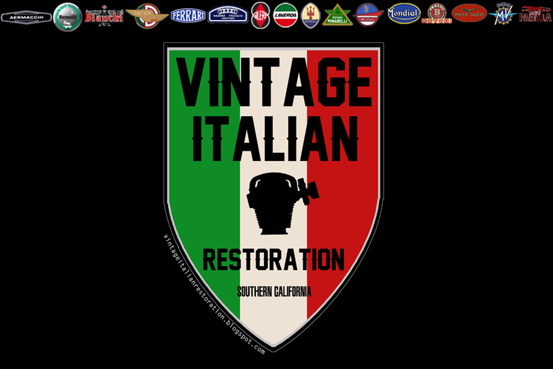 VINTAGE ITALIAN RESTORATION