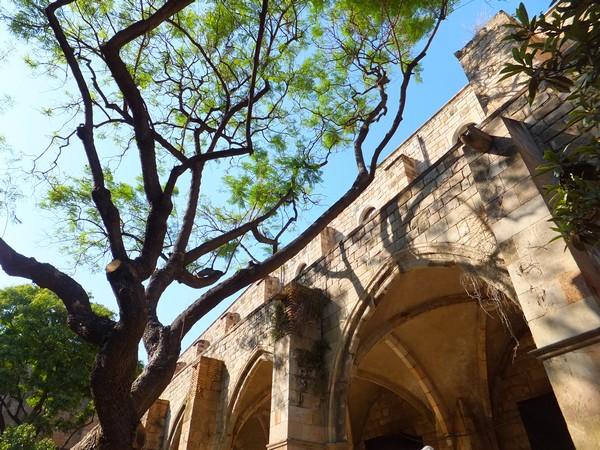 barcelone el raval santa creu