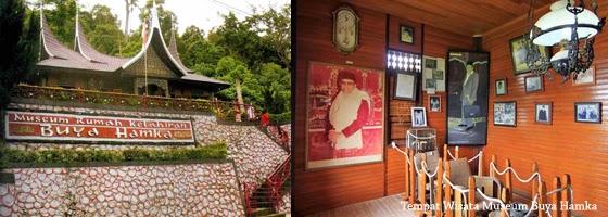 Tempat Wisata Museum Buya Hamka