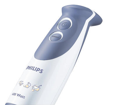 PHILIPS HR1363 Hand Blender (600 W)